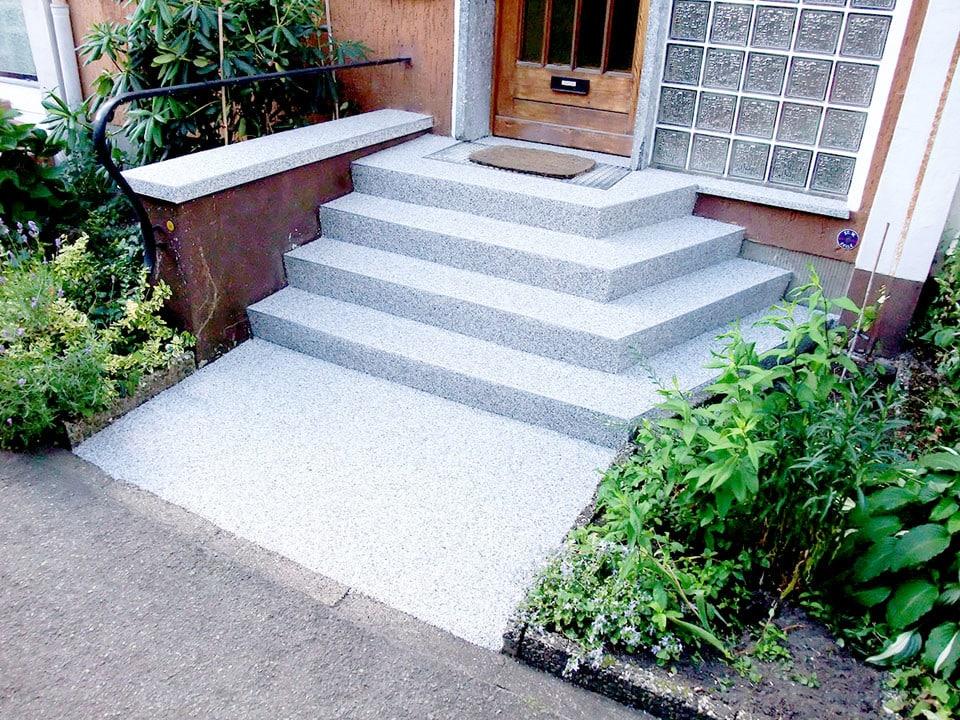 Treppensanierung-steinteppich
